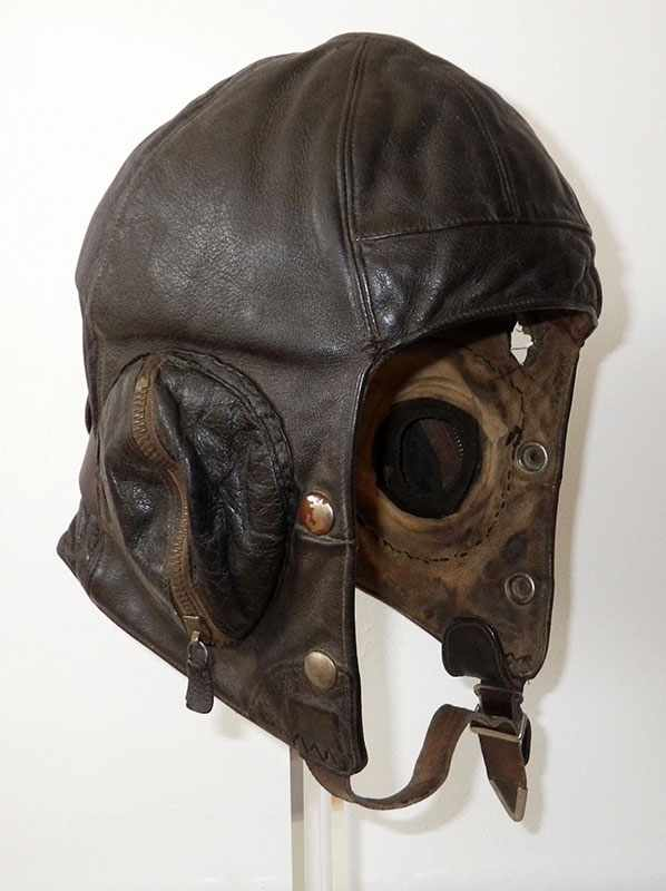 Helmet fo Claude Mervyn Wheatley